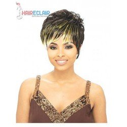 Perruque Cheveux Courts Style Haireclair 4
