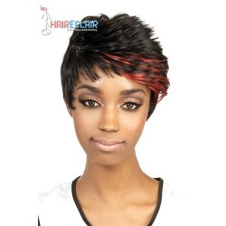 Perruque Cheveux Courts Style Haireclair 5