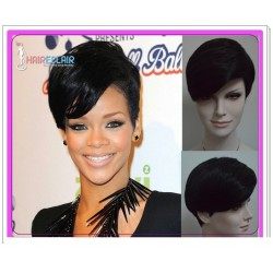 Perruque Cheveux Courts Style Haireclair 6