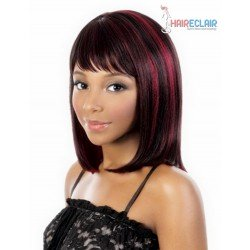 Perruque Cheveux mi-longs raides style Haireclair 3