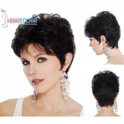 Perruque Cheveux Courts Style Haireclair 1